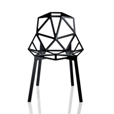 La CHAIR ONE (4pieds) de Magis
